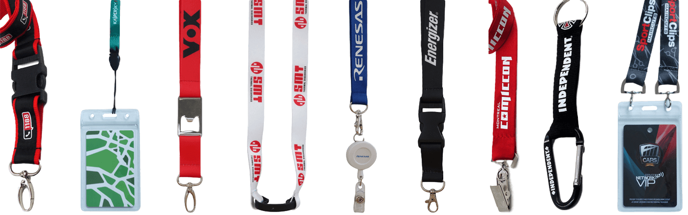 attachments for lanyards