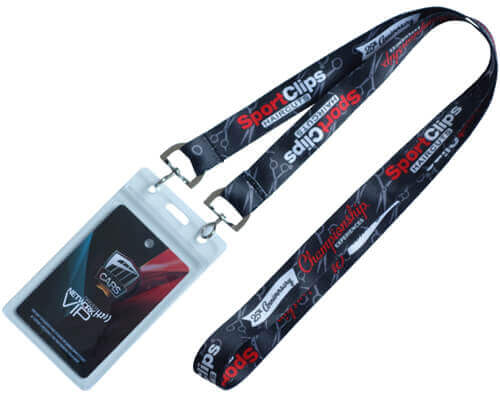 lanyards double with two carbine hooks