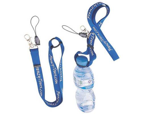 lanyards keyolder bottle holder