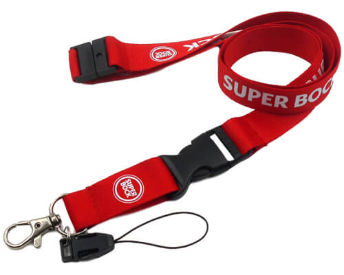 lanyards with attachment for mobile phone
