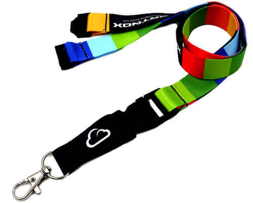 lanyards with buckle
