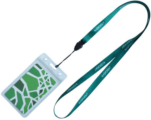 lanyards with id badge holder
